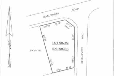 Land for sale in St Kitts, St Kitts Land For Sale, Land for sale in White House Gardens Housing Development, Land for sale in St Peter St Kitts