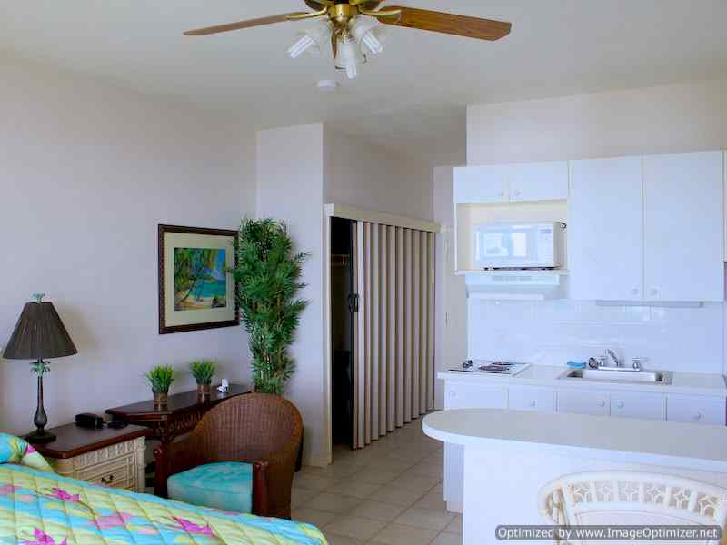 All Inclusive Studio apartment for rent in Frigate Bay, St Kitts